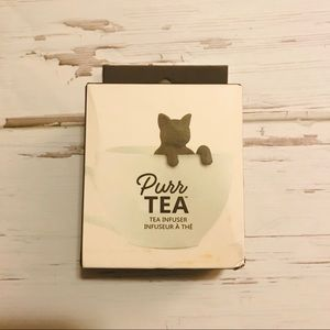 Other - Purr tea cat shaped infuser